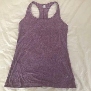 Gap purple XS workout tank